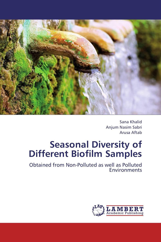 Seasonal Diversity of Different Biofilm Samples linguistic diversity and social justice