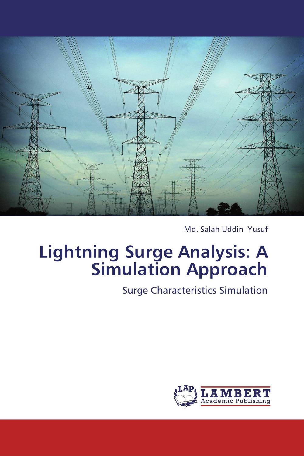 Lightning Surge Analysis: A Simulation Approach biswajit barik design and analysis of plug in hybrid electric vehicles