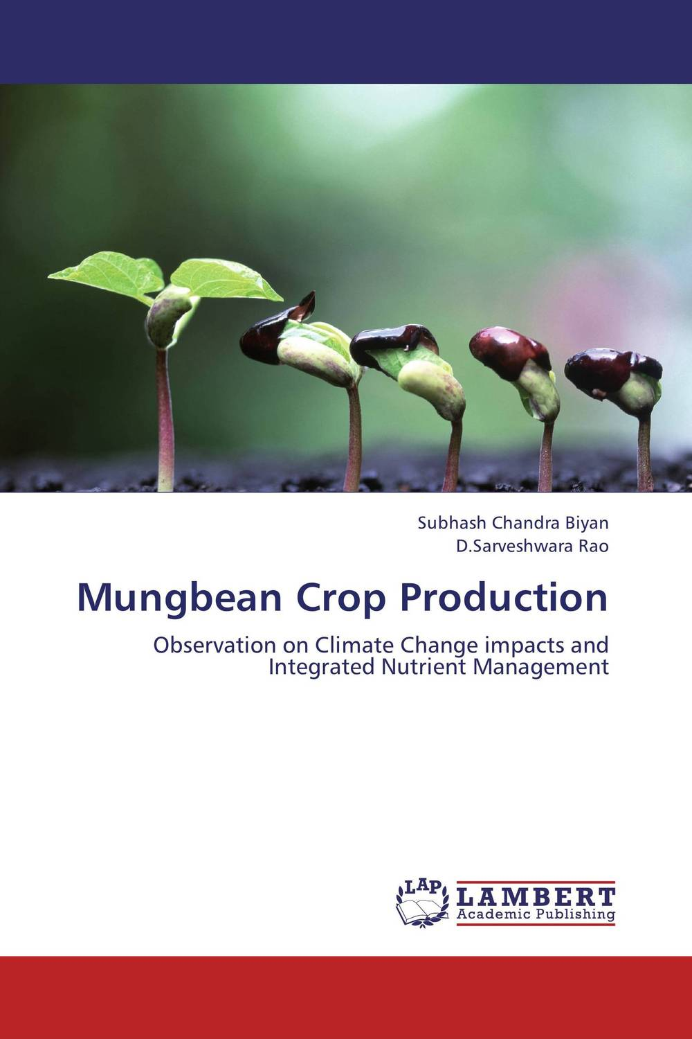 Mungbean Crop Production rakesh kumar production potential of summer mungbean cultivars in india