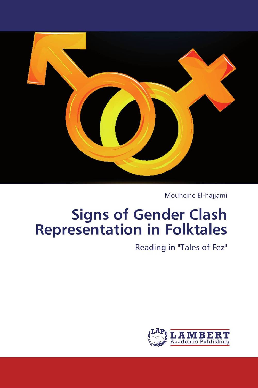 Signs of Gender Clash Representation in Folktales