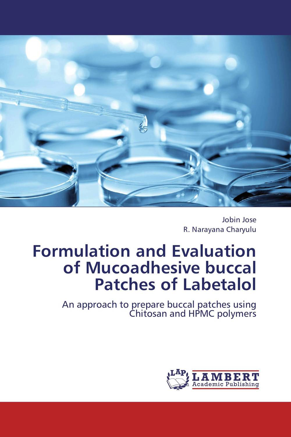 Formulation and Evaluation of Mucoadhesive buccal Patches of Labetalol formulation and evaluation of microspheres by mixed solvency concept