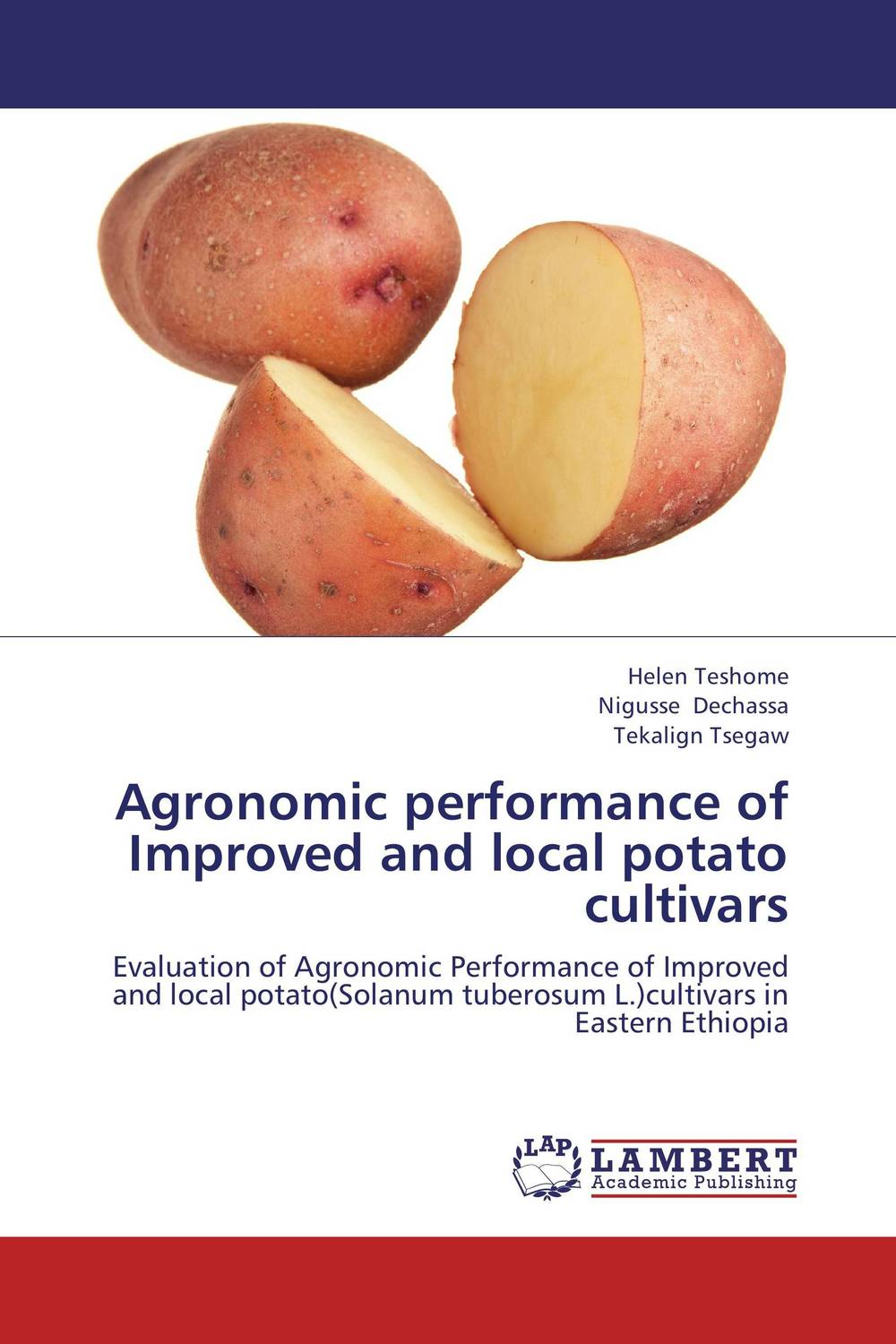 Agronomic performance of Improved and local potato cultivars rudi hilmanto local ecological knowledge