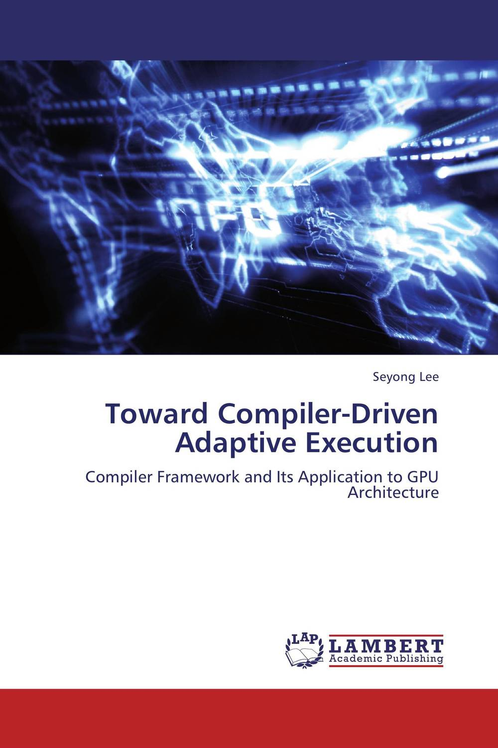 Toward Compiler-Driven Adaptive Execution compiler construction