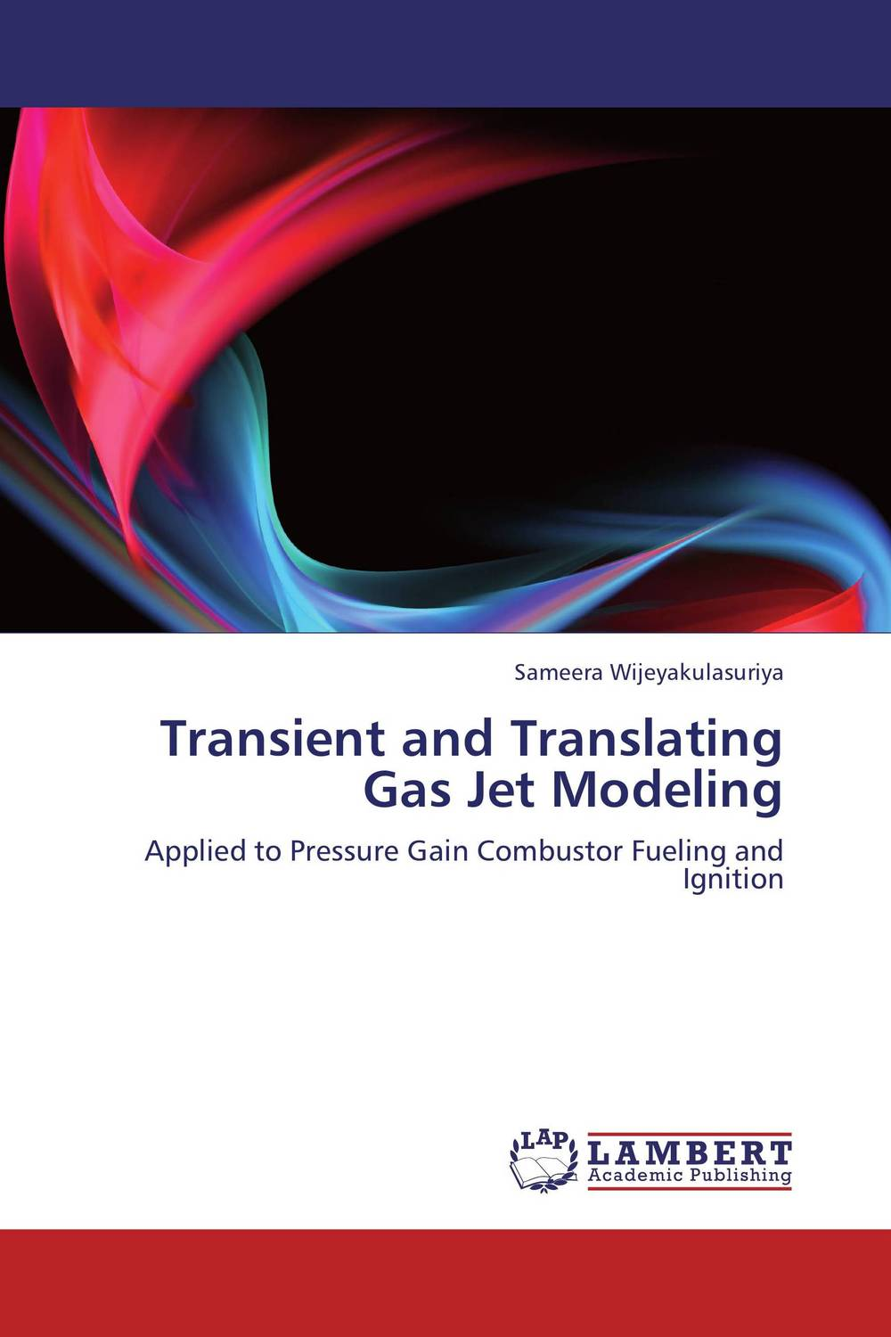 Transient and Translating Gas Jet Modeling k17 jet a