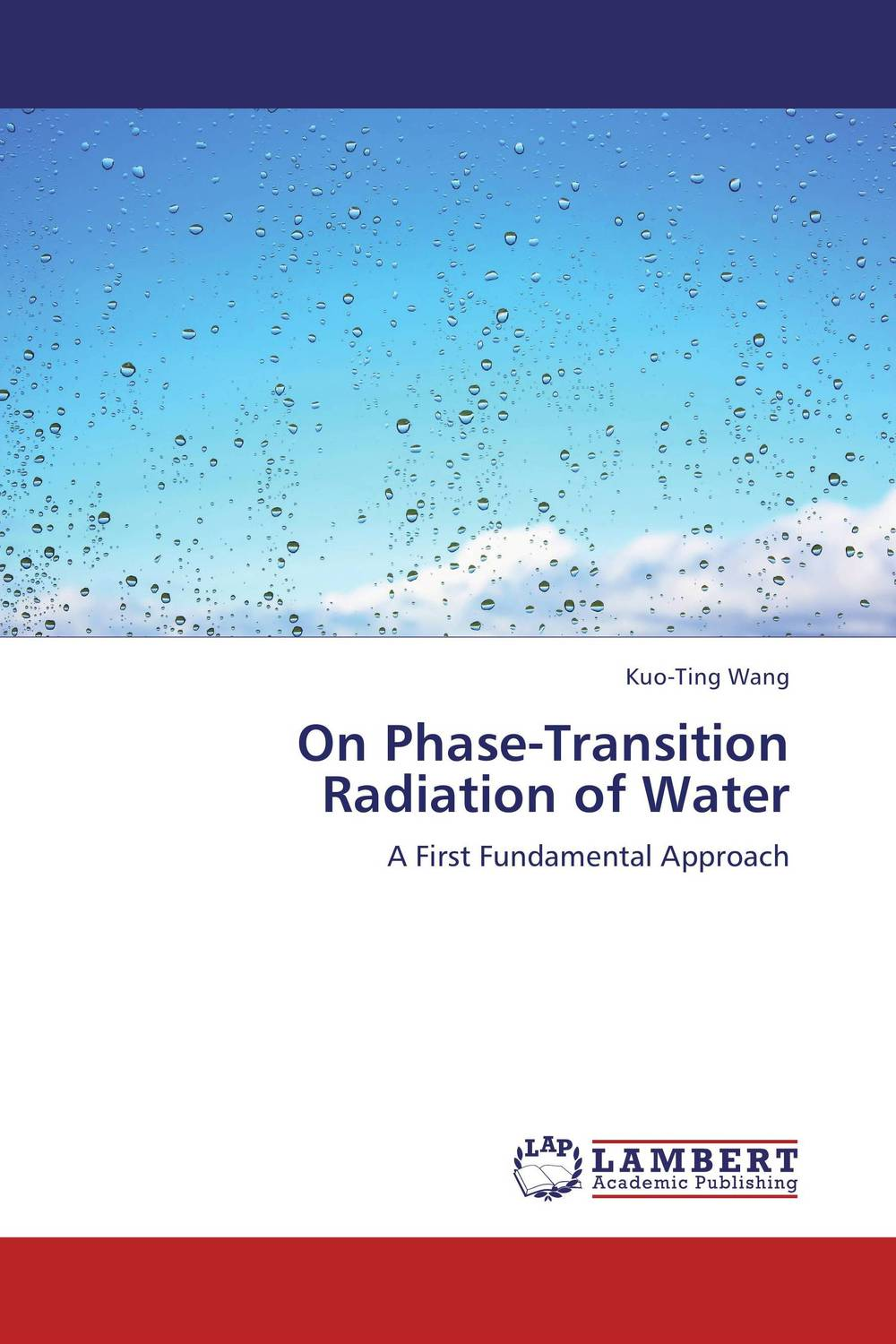 On Phase-Transition Radiation of Water