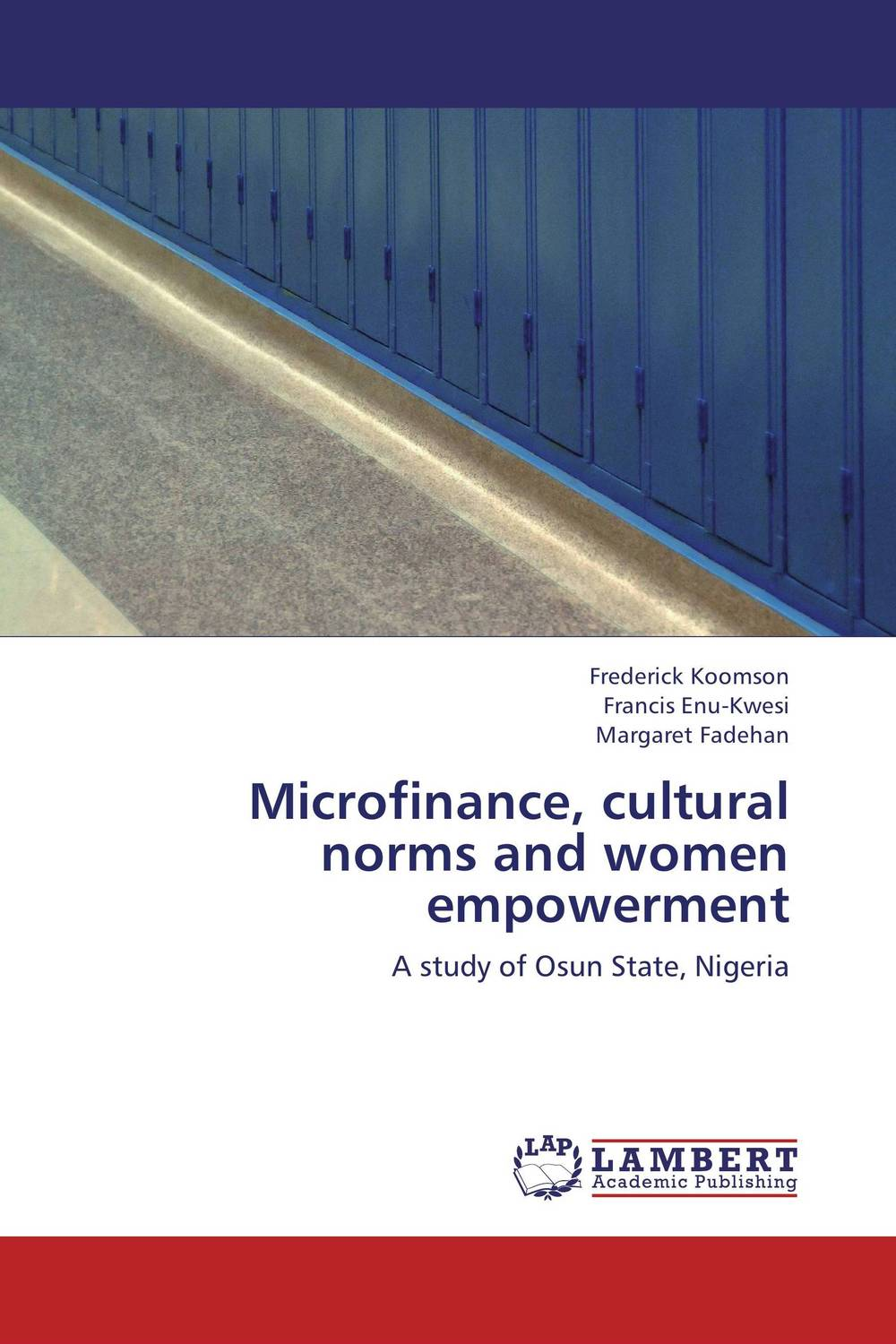 Microfinance, cultural norms and women empowerment found in brooklyn