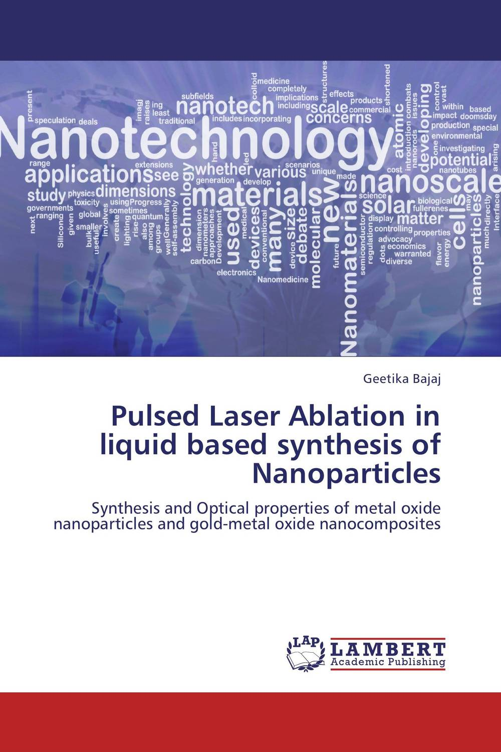 Pulsed Laser Ablation in liquid based synthesis of Nanoparticles kenneth rosen d investing in income properties the big six formula for achieving wealth in real estate