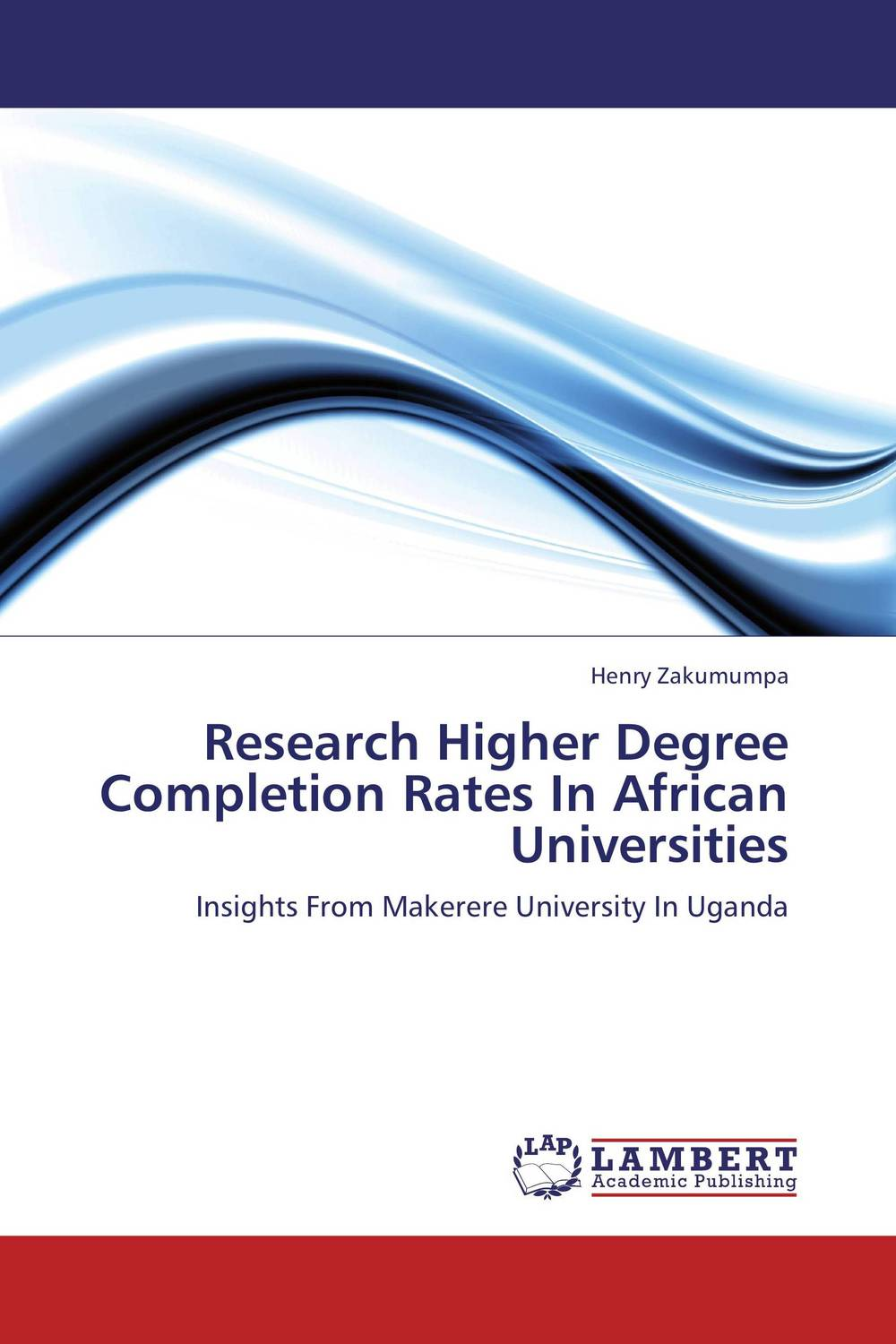 Research Higher Degree Completion Rates In African Universities