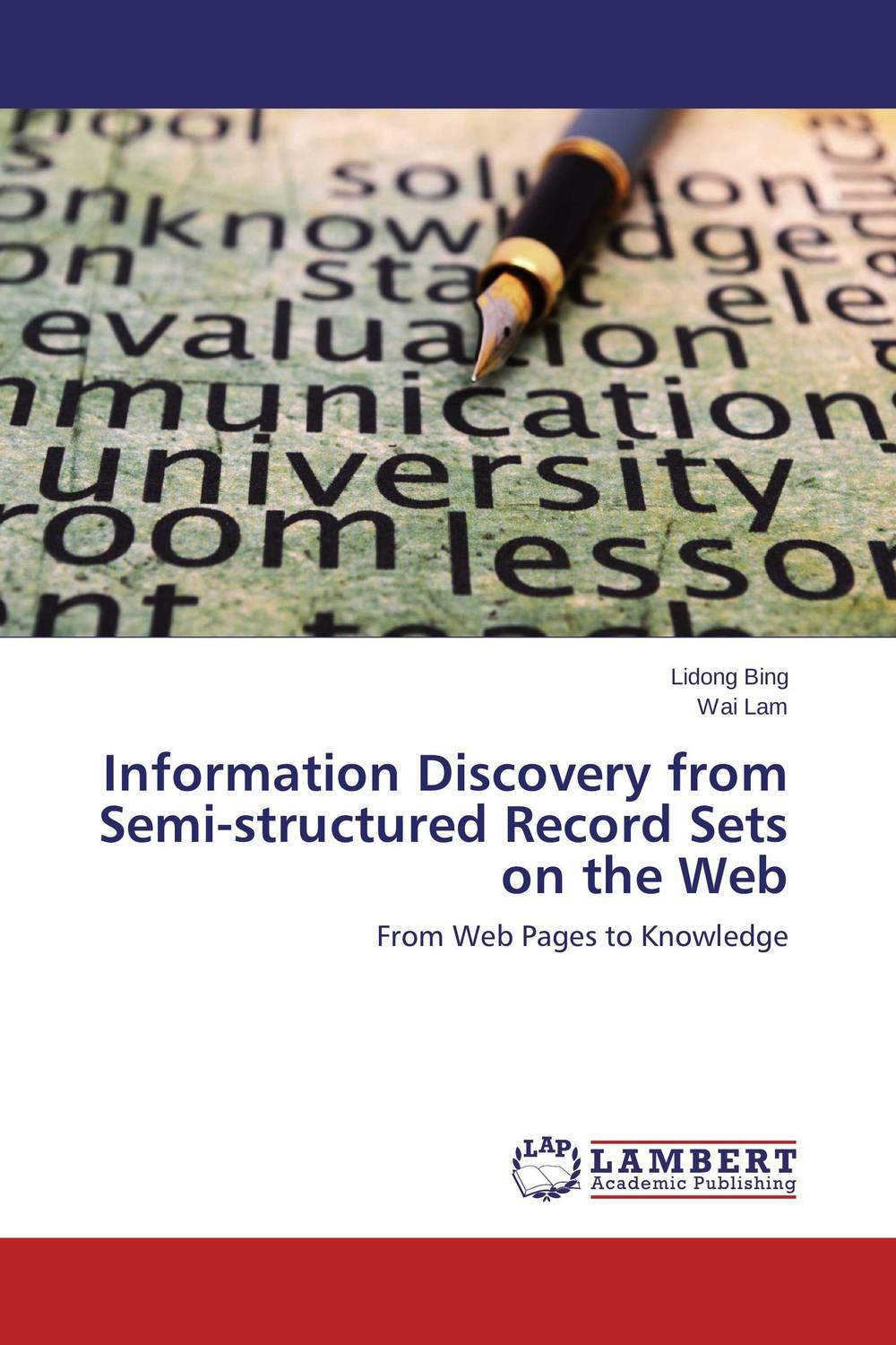 Information Discovery from Semi-structured Record Sets on the Web