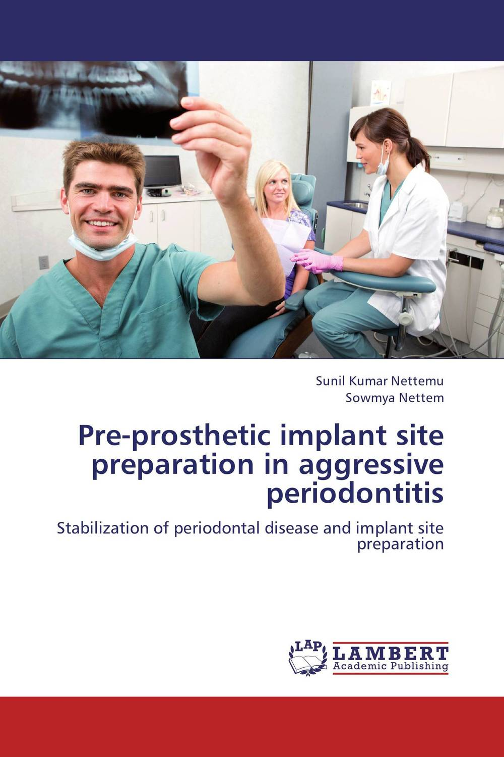Pre-prosthetic implant site preparation in aggressive periodontitis esthetics in implant dentistry