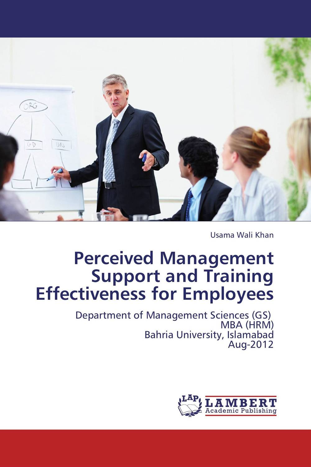 Perceived Management Support and Training Effectiveness for Employees shahzeb anwar and zeeshan abbas awan effective green management