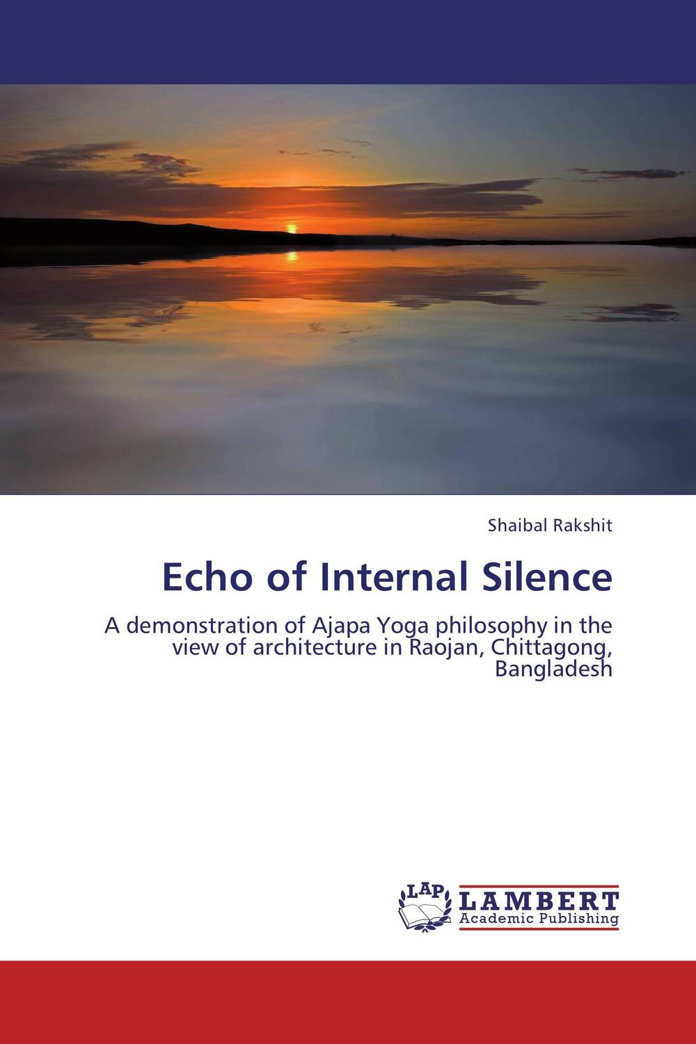 Echo of Internal Silence the black echo