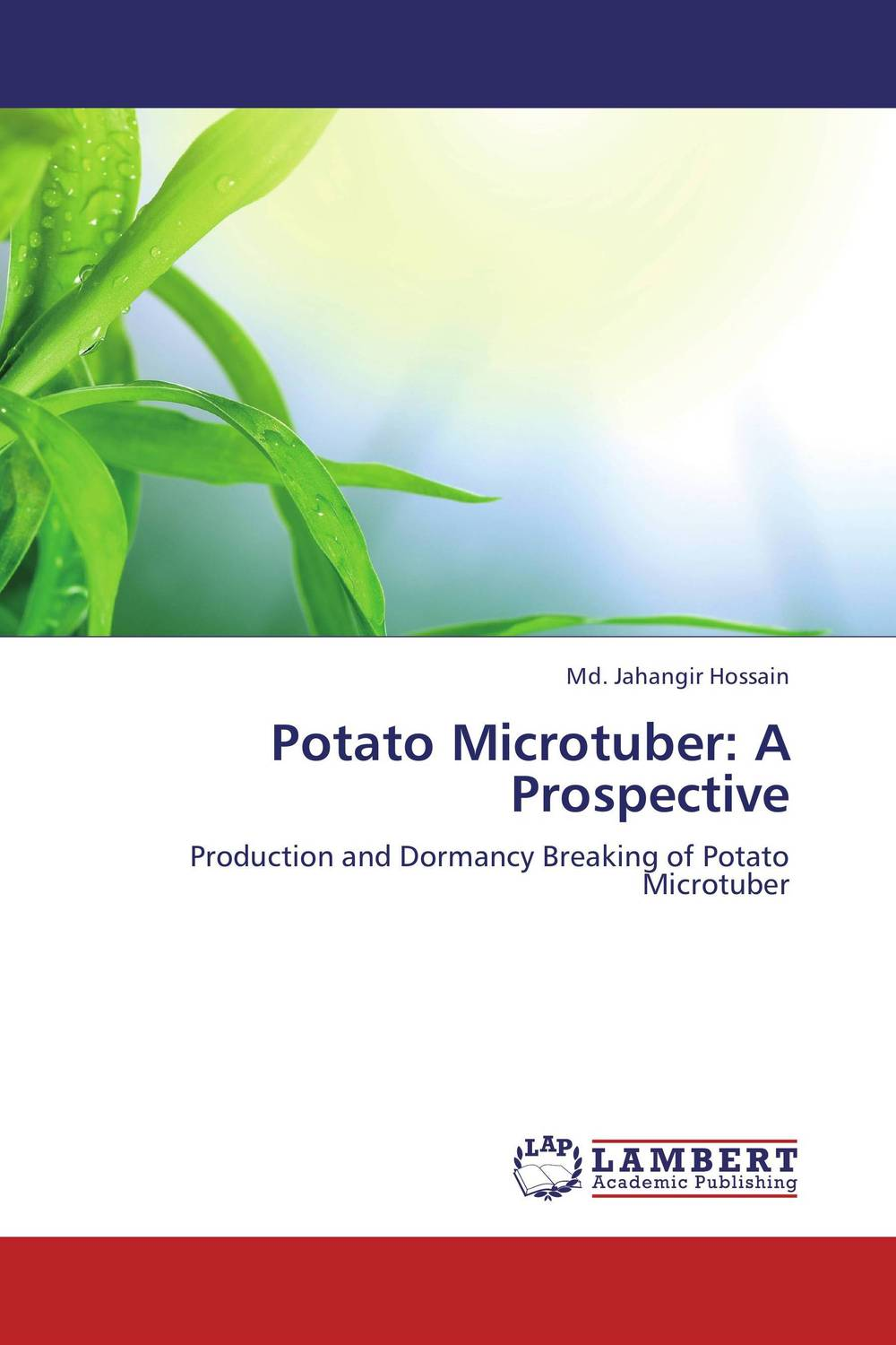Potato Microtuber: A Prospective seed dormancy and germination