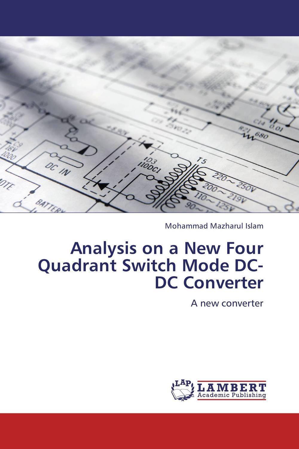 Analysis on a New Four Quadrant Switch Mode DC-DC Converter