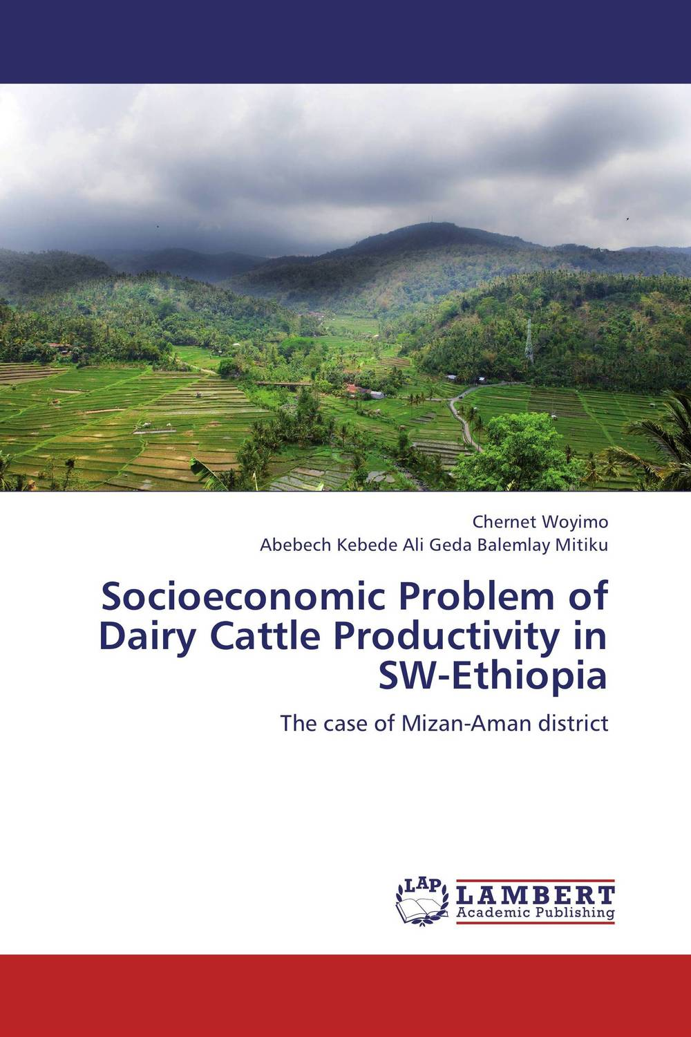 Socioeconomic Problem of Dairy Cattle Productivity in SW-Ethiopia therapeutic management of infertility in cattle