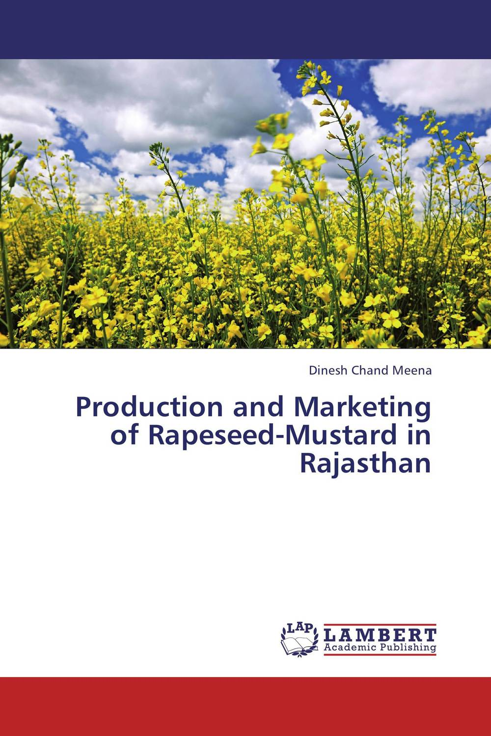 Production and Marketing of Rapeseed-Mustard in Rajasthan купить