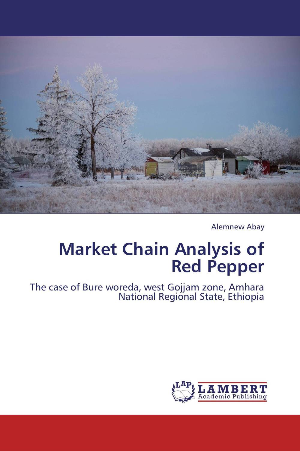 Market Chain Analysis of Red Pepper honey value chain analysis