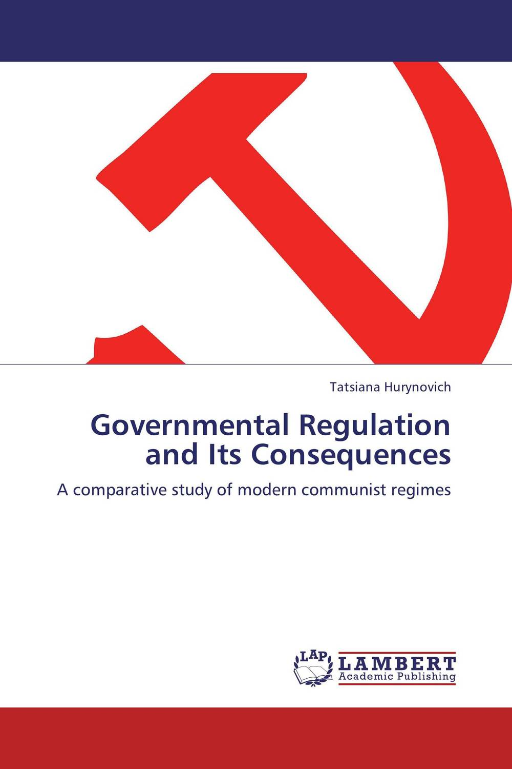 Governmental Regulation and Its Consequences democracy in america nce
