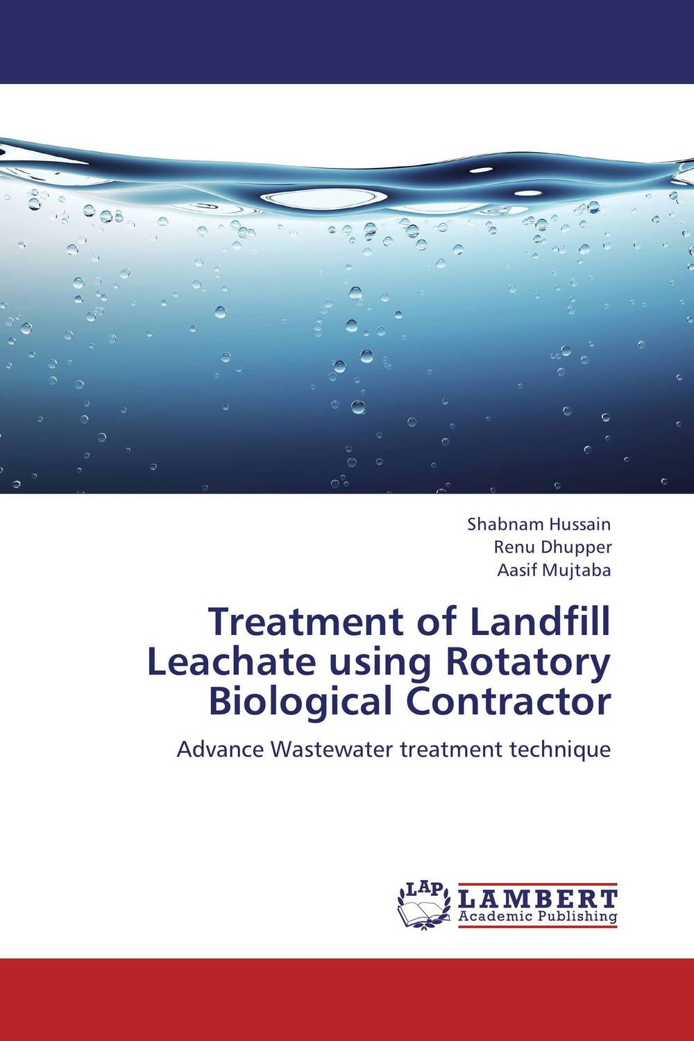 Treatment of Landfill Leachate using Rotatory Biological Contractor until you