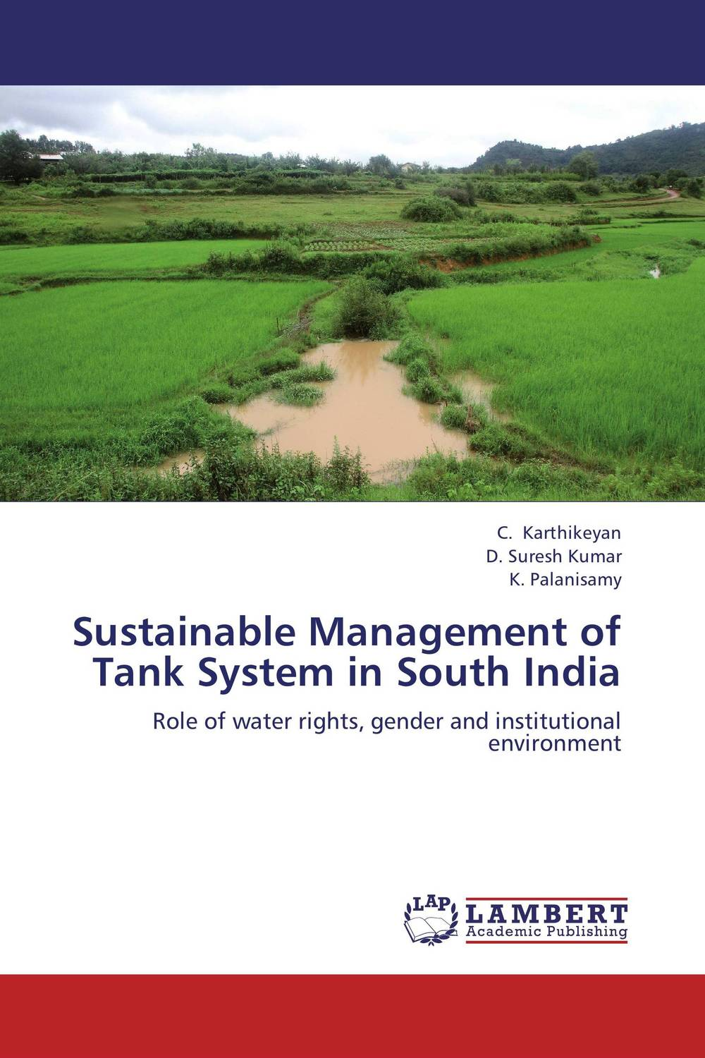 купить Sustainable Management of Tank System in South India недорого