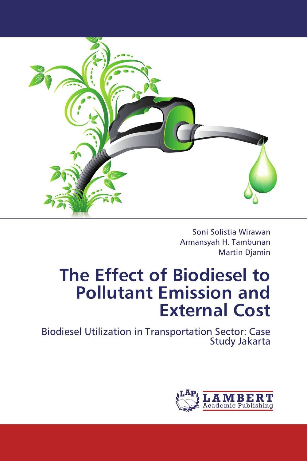The Effect of Biodiesel to Pollutant Emission and External Cost air emission control handbook