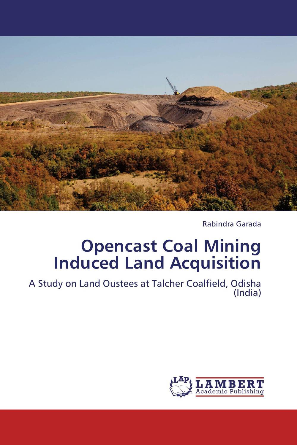 Opencast Coal Mining Induced Land Acquisition coal шапка coal the logo royal blue