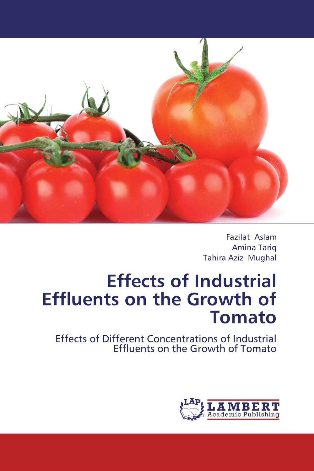 Effects of Industrial Effluents on the Growth of Tomato bride of the water god v 3