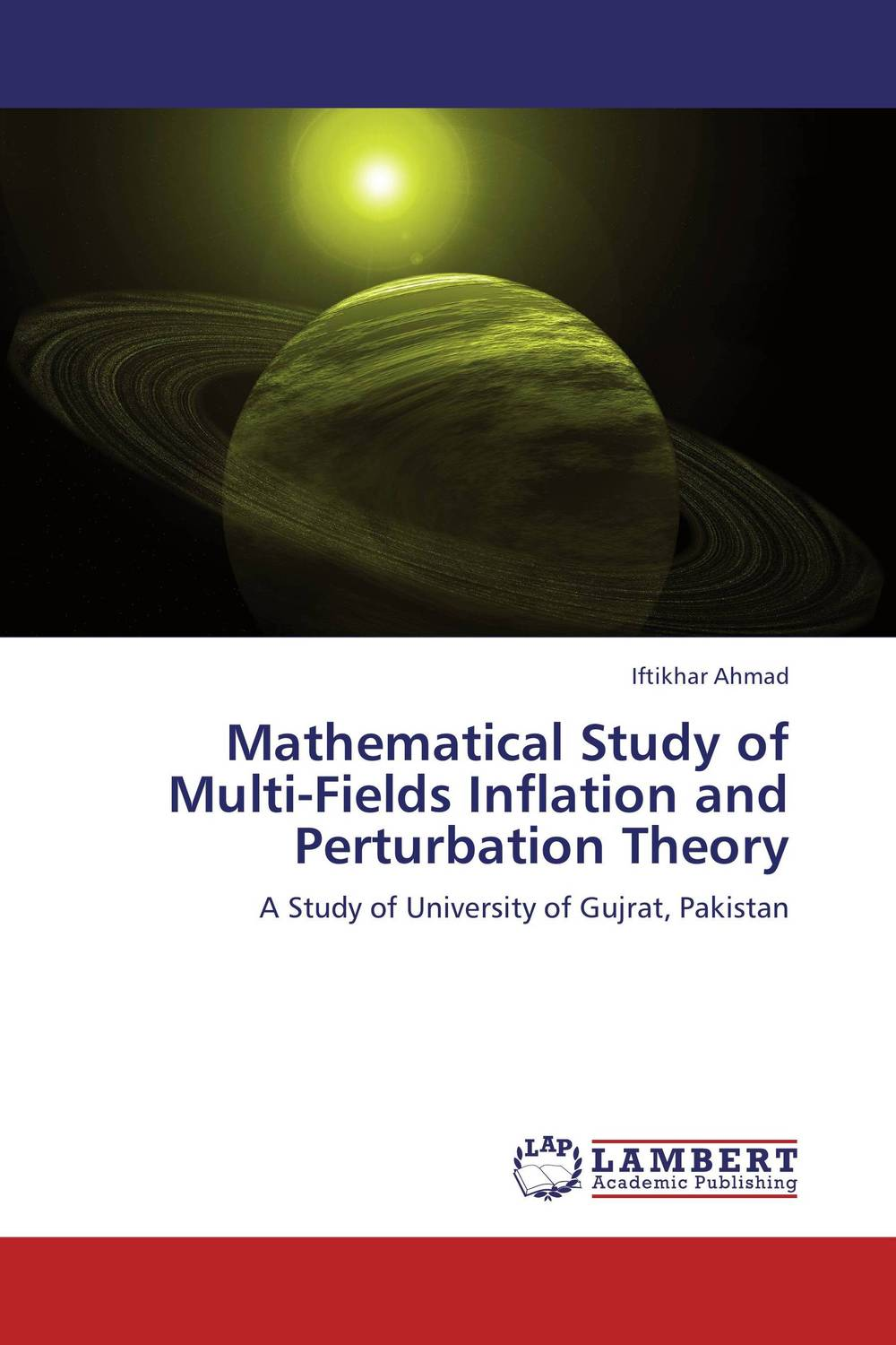Mathematical Study of Multi-Fields Inflation and Perturbation Theory