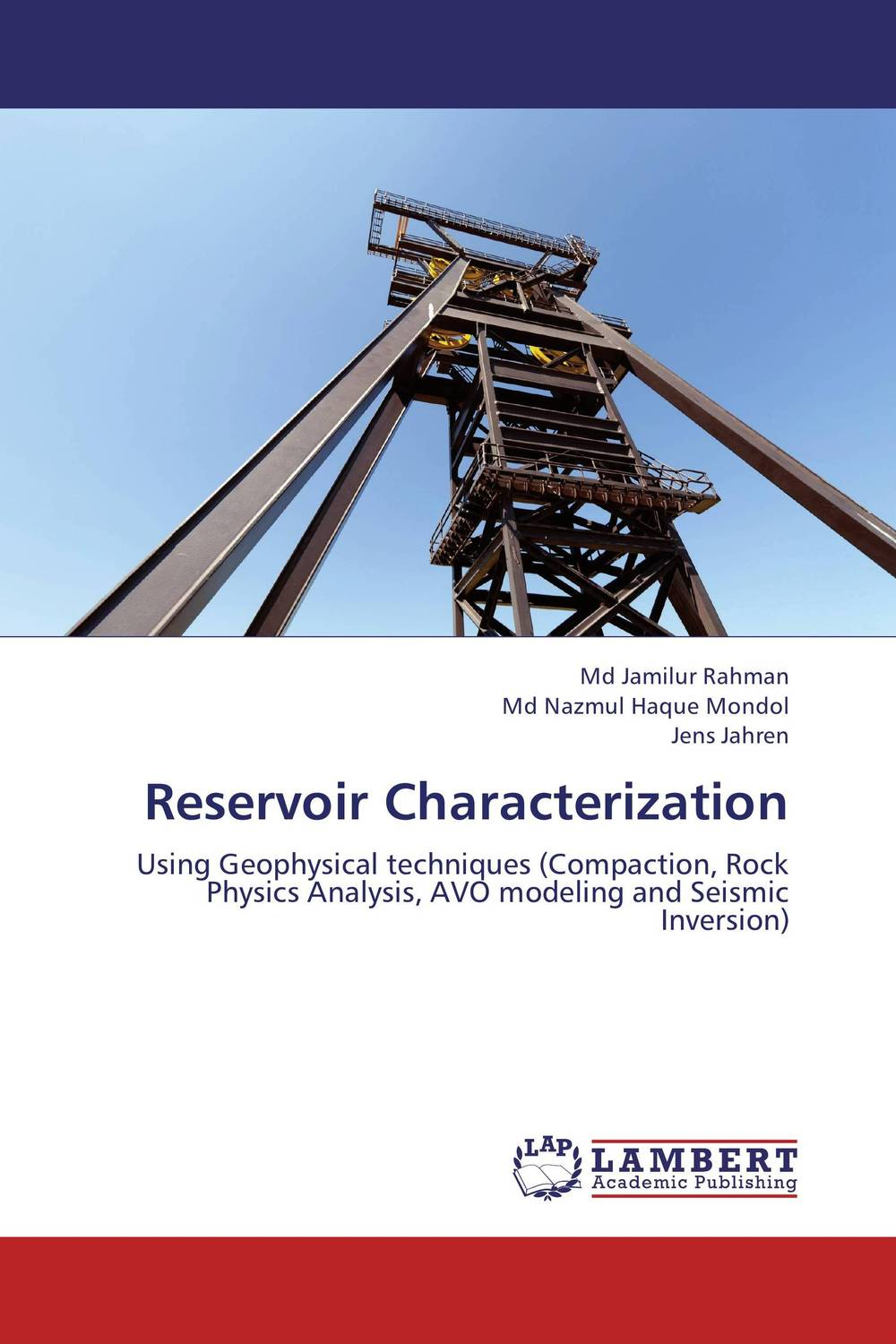 Reservoir Characterization working guide to reservoir exploration and appraisal
