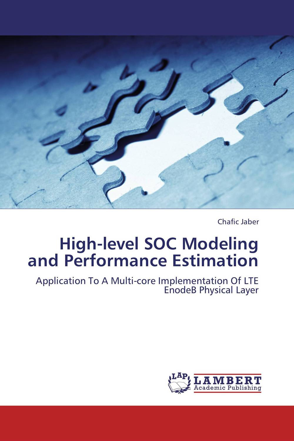 High-level SOC Modeling and Performance Estimation
