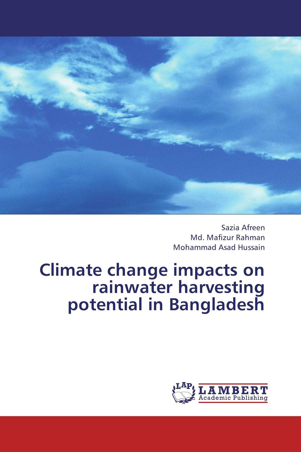Climate change impacts on rainwater harvesting potential in Bangladesh impacts of urban traffic management on air quality