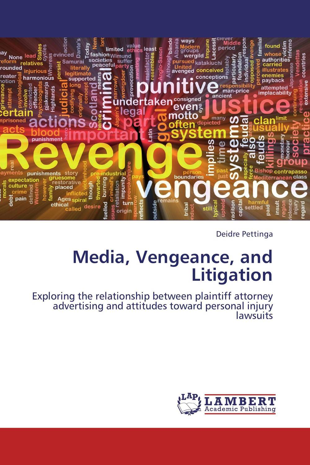 Media, Vengeance, and Litigation beliefs and attitudes toward advertising in india
