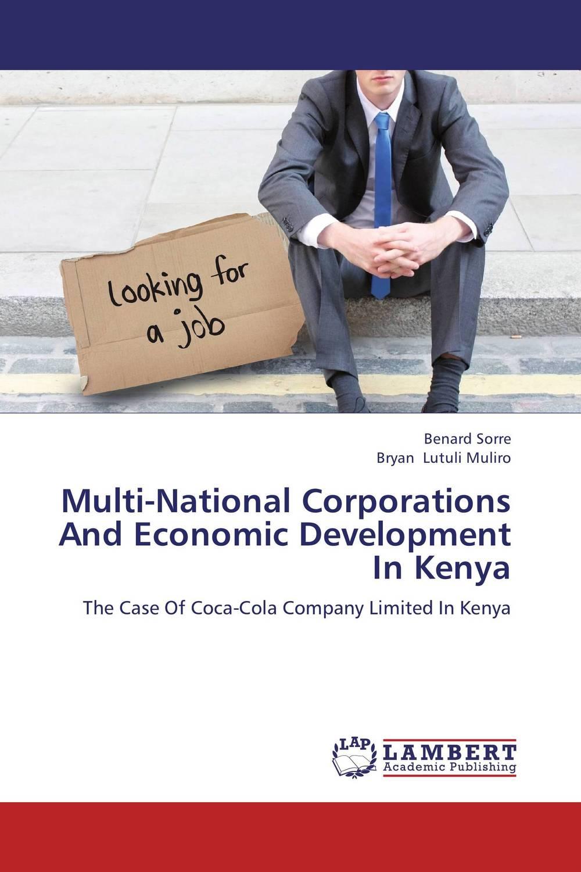 Multi-National Corporations And Economic Development In Kenya economic development planning in oil economies