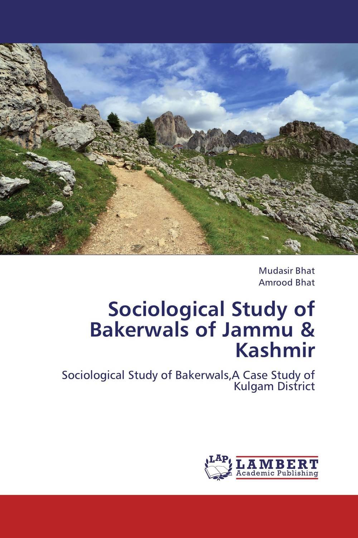 Sociological Study of  Bakerwals of Jammu & Kashmir tramp species of ants from jammu kashmir himalaya