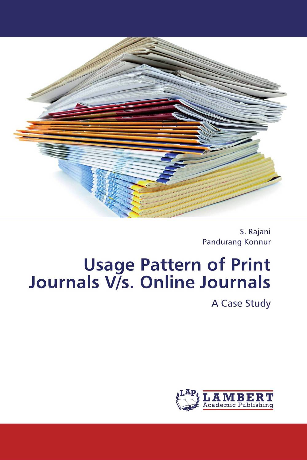 Usage Pattern of Print Journals V/s. Online Journals недорго, оригинальная цена