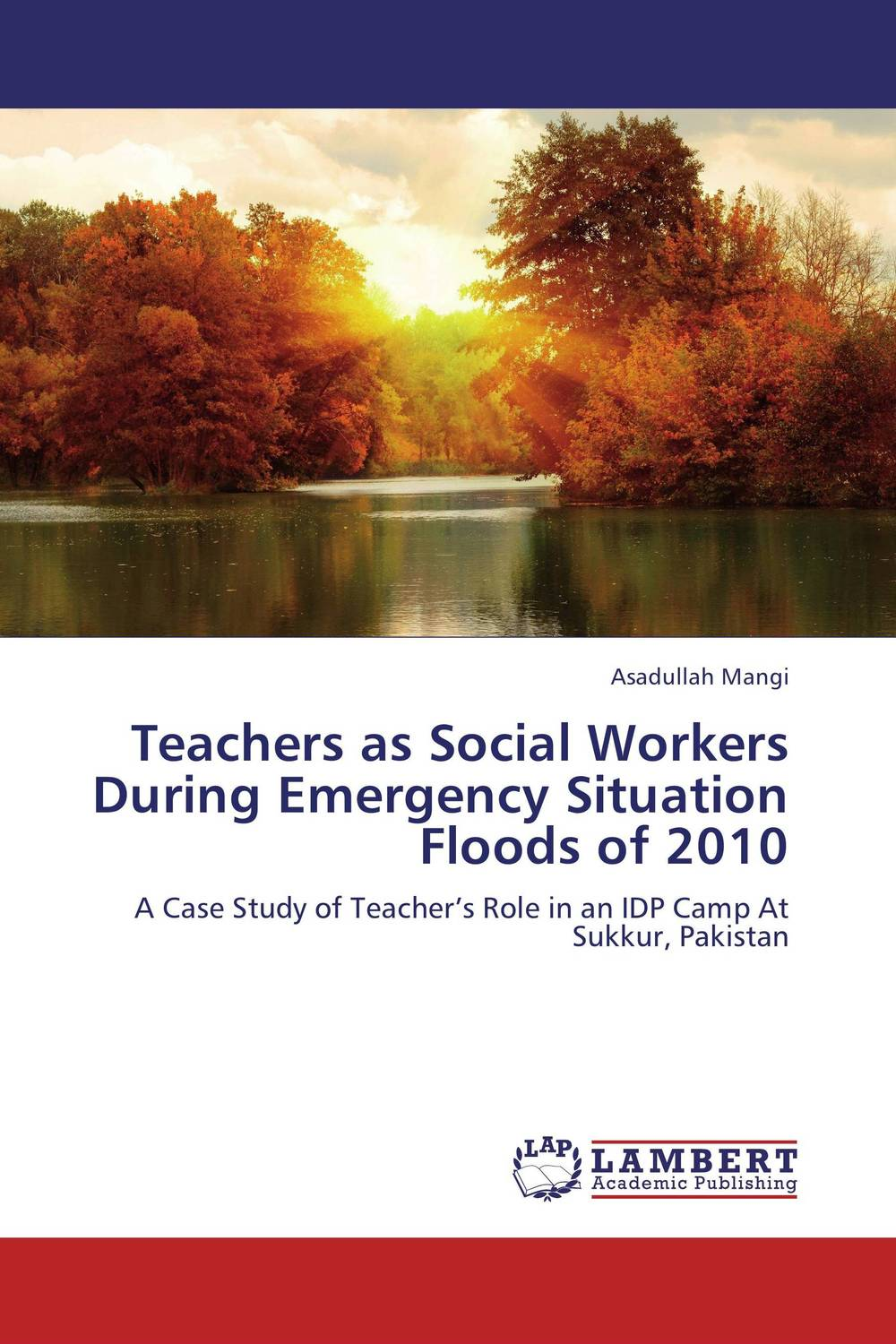 Teachers as Social Workers During Emergency Situation  Floods of 2010 the viabilities of musyarakah as social protection mechanism