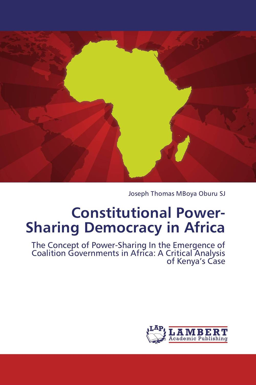 Constitutional Power-Sharing Democracy in Africa democracy in america nce