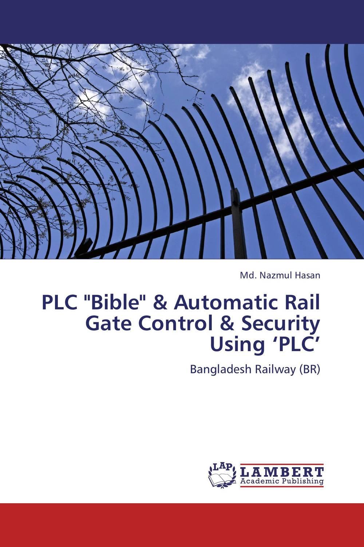 PLC Bible & Automatic Rail Gate Control & Security Using 'PLC' plc srt2 od04