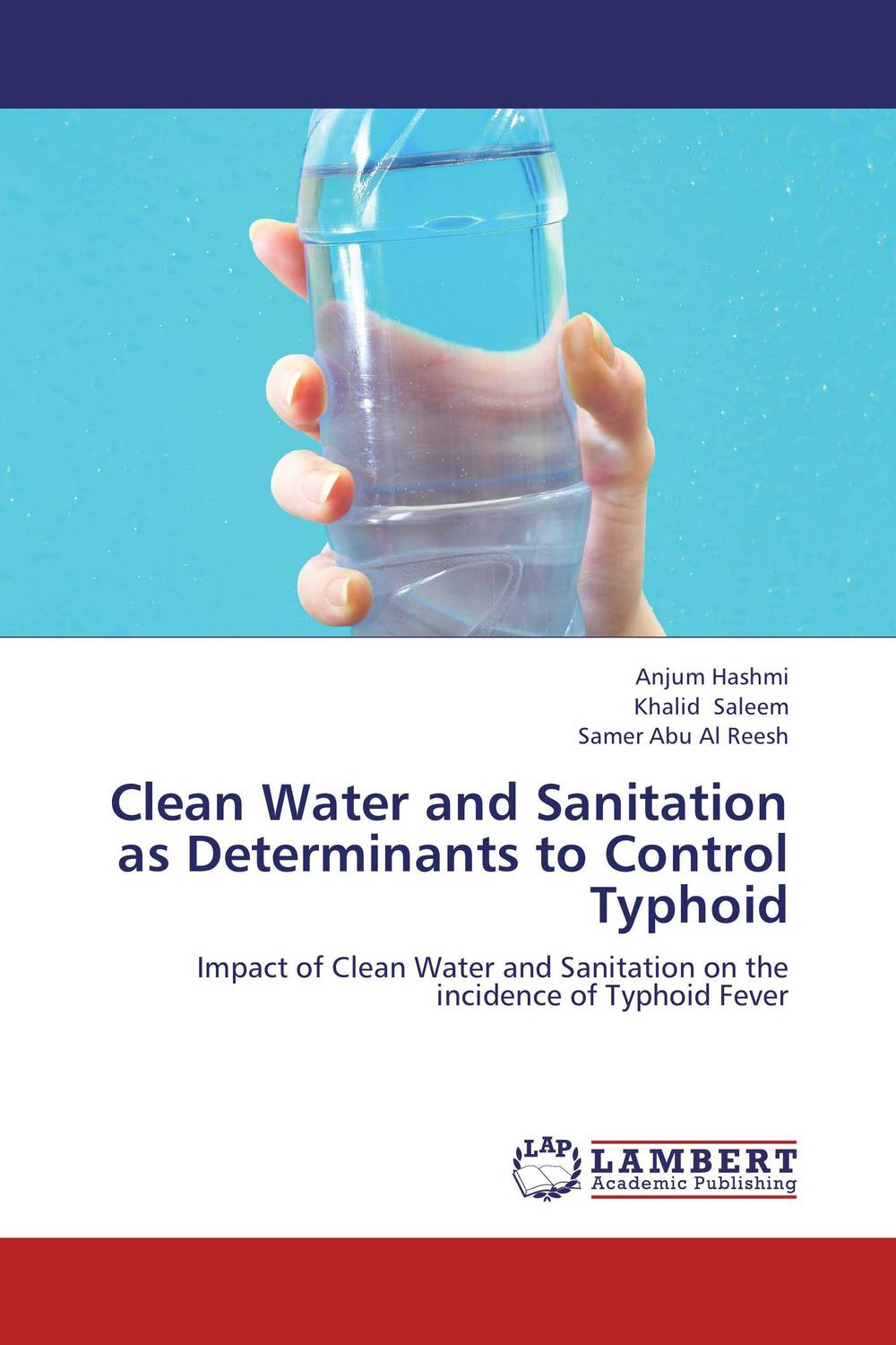 Clean Water and Sanitation as Determinants to Control Typhoid