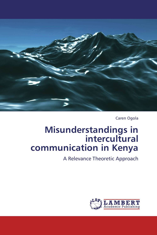 Misunderstandings in intercultural communication in Kenya