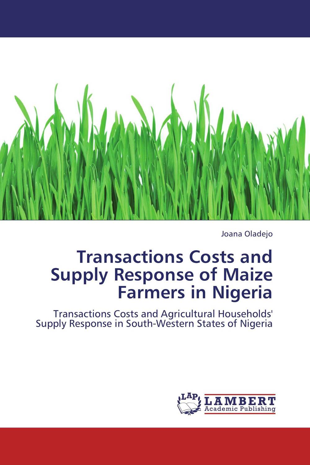 Transactions Costs and Supply Response of Maize Farmers in Nigeria insolvency set off and netting in derivatives transactions