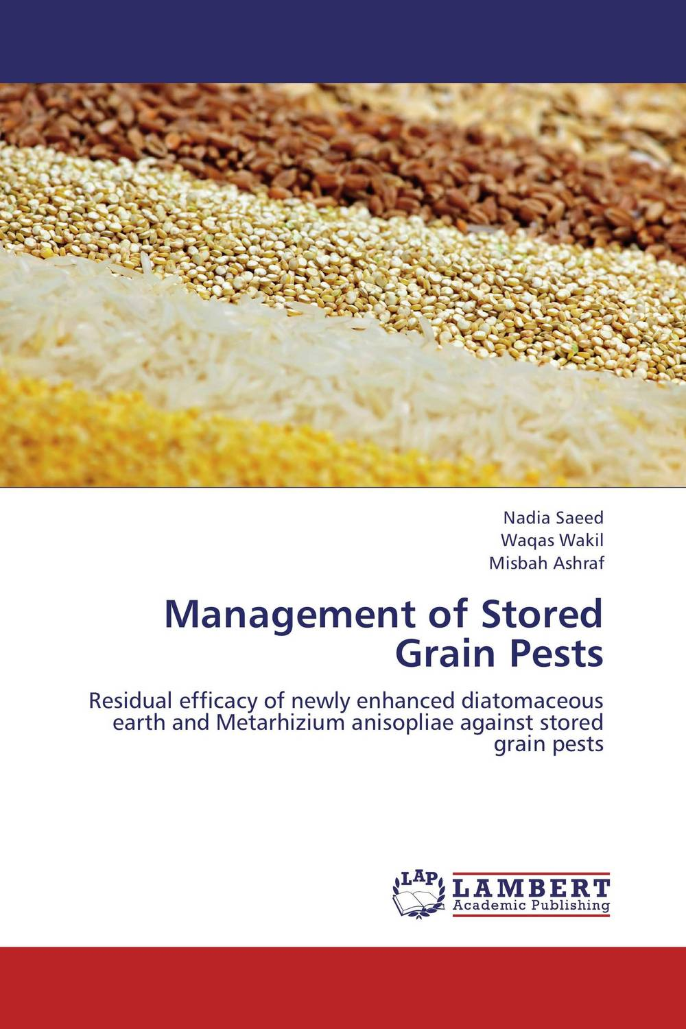 Management of Stored Grain Pests devices for detection and management of stored grain insects