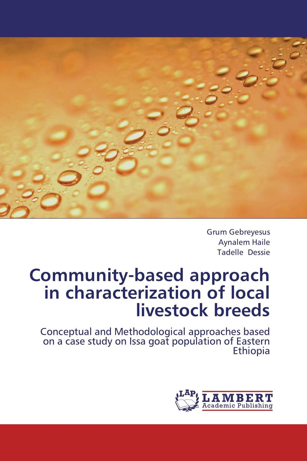 Community-based approach in characterization of local livestock breeds driven to distraction