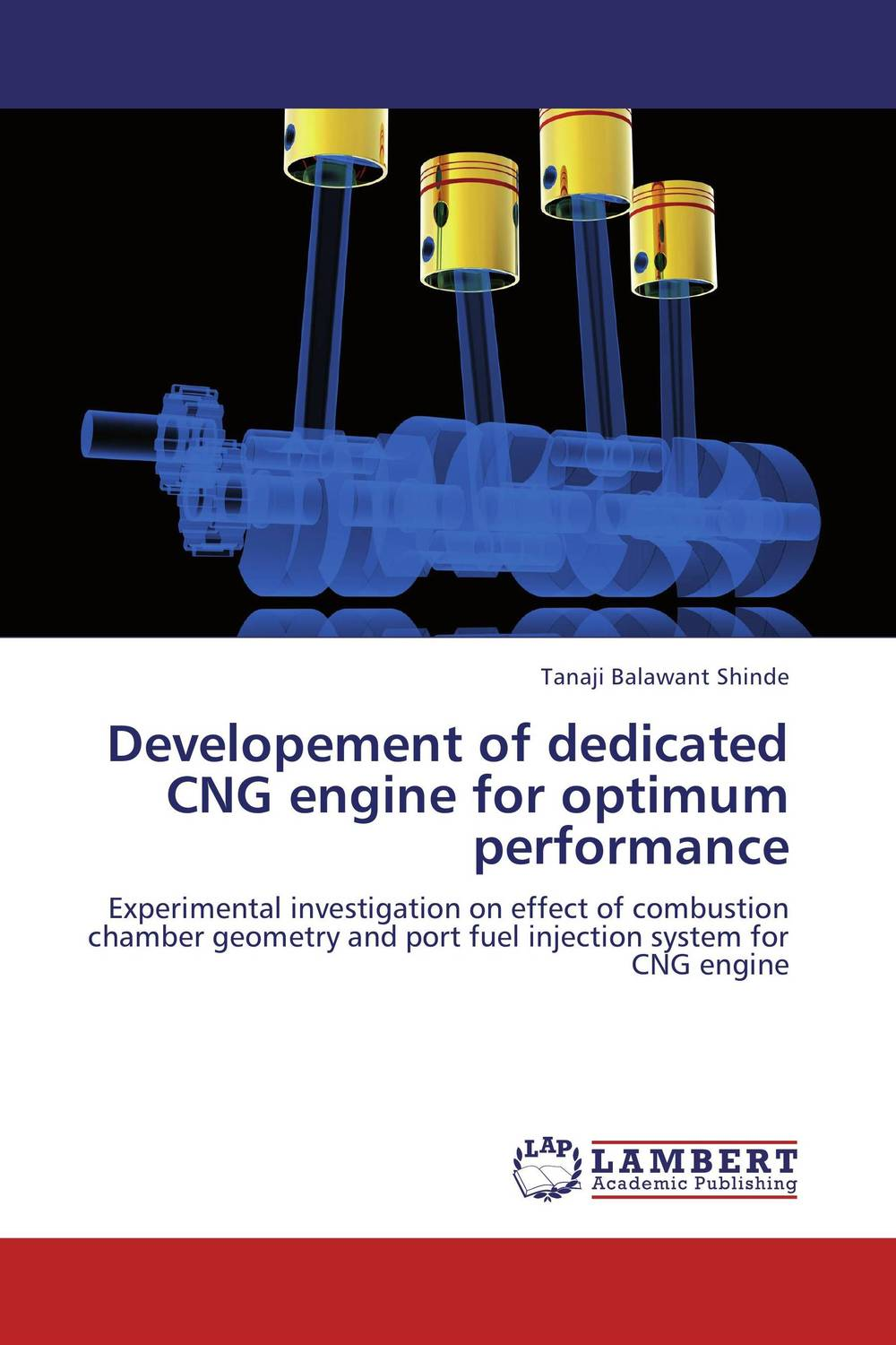 Developement of dedicated CNG engine for optimum performance evaluation of bio diesel as a fuel for diesel engine