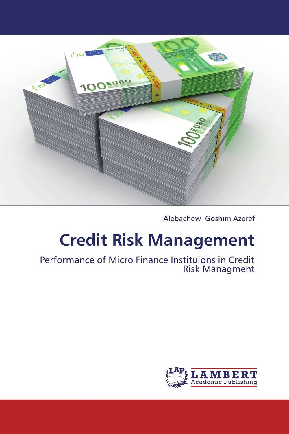 Credit Risk Management micro finance in india
