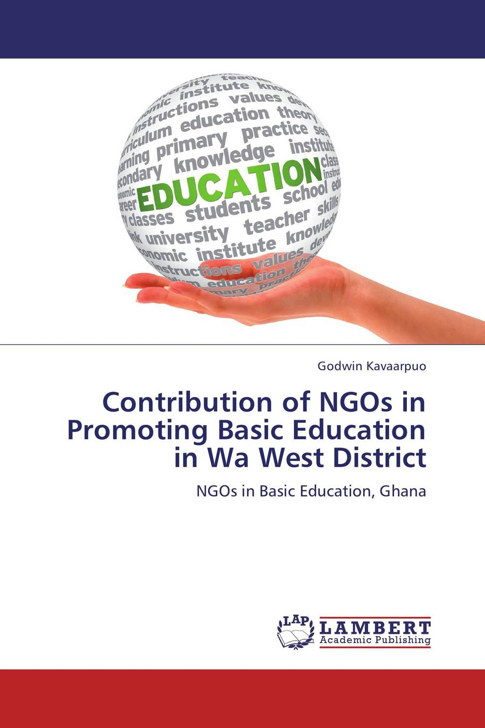 Contribution of NGOs in Promoting Basic Education in Wa West District viruses infecting yam in ghana togo and benin in west africa