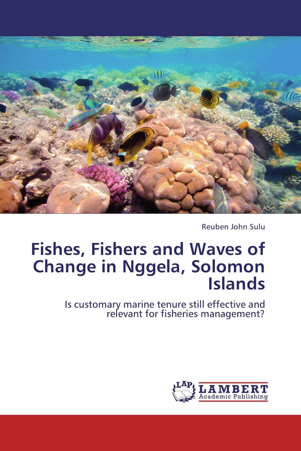 Fishes, Fishers and Waves of Change in Nggela, Solomon Islands toxicity in crustaceans and fishes