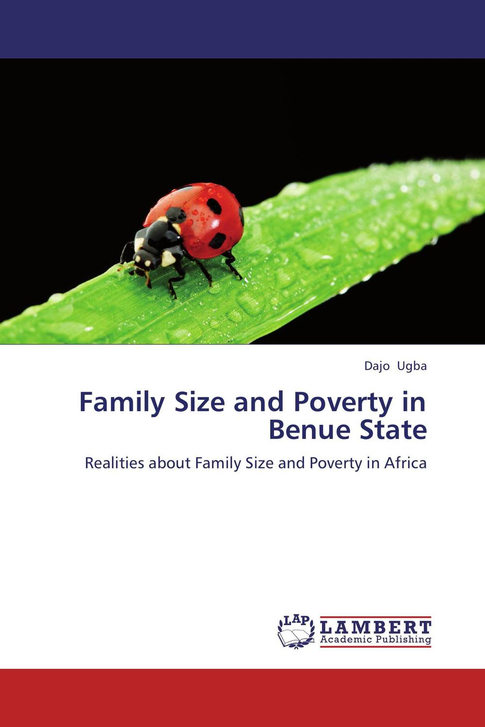 Family Size and Poverty in  Benue State local government budgeting and poverty alleviation in rwanda