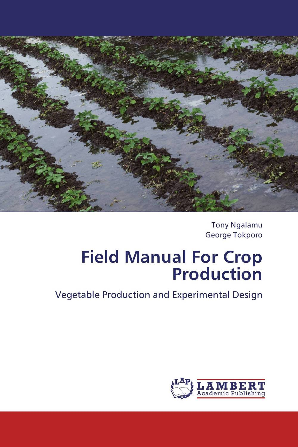 Field Manual For Crop Production