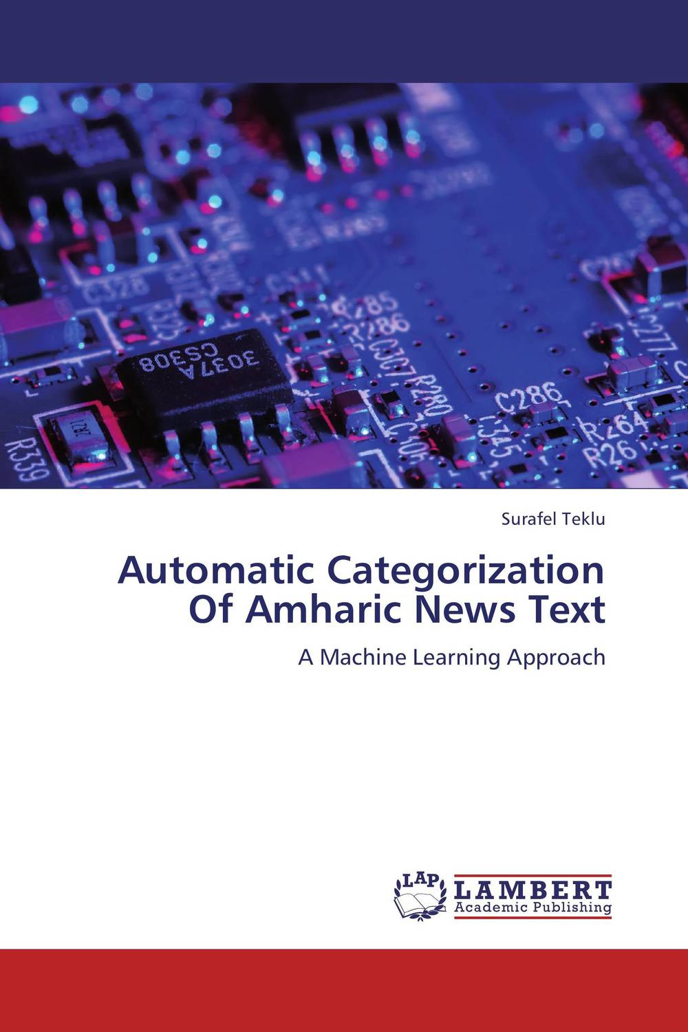 Automatic Categorization Of Amharic News Text temporal processing of news